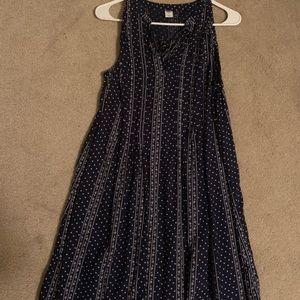 Old navy dress, like new condition!
